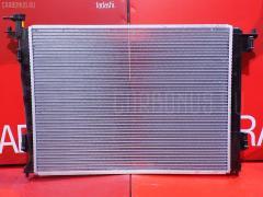 Радиатор ДВС TADASHI TD-036-0146 на Hyundai Ix35 2.0 Фото 2