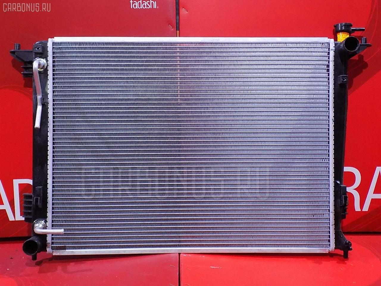Радиатор ДВС TADASHI TD-036-0146 на Hyundai Ix35 2.0 Фото 1