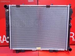 Радиатор ДВС TADASHI TD-036-2508 на Mercedes-Benz E-Class W210 Фото 2