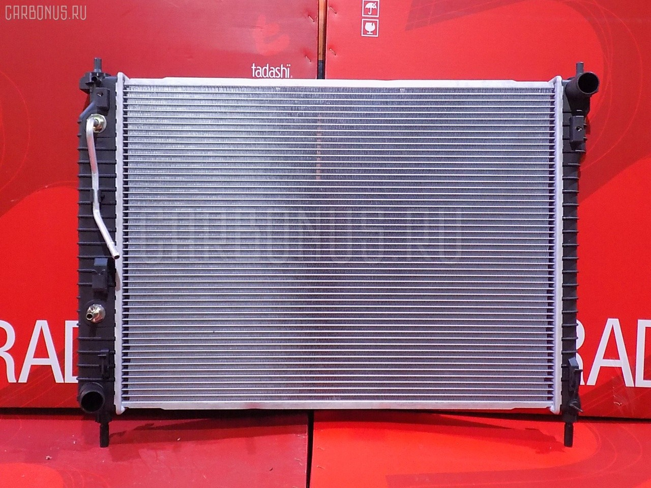 Радиатор ДВС TADASHI TD-036-0162 на Opel Antara A Фото 1