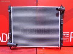 Радиатор ДВС NISSAN JUKE NF15 MR16DDT TADASHI TD-036-0998