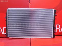 Радиатор ДВС VOLKSWAGEN POLO 9N TADASHI TD-036-0175