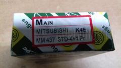 Вкладыши коренные MITSUBISHI K4E K4E Фото 1