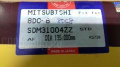 Кольца поршневые Mitsubishi Fuso 8DC8 Фото 2