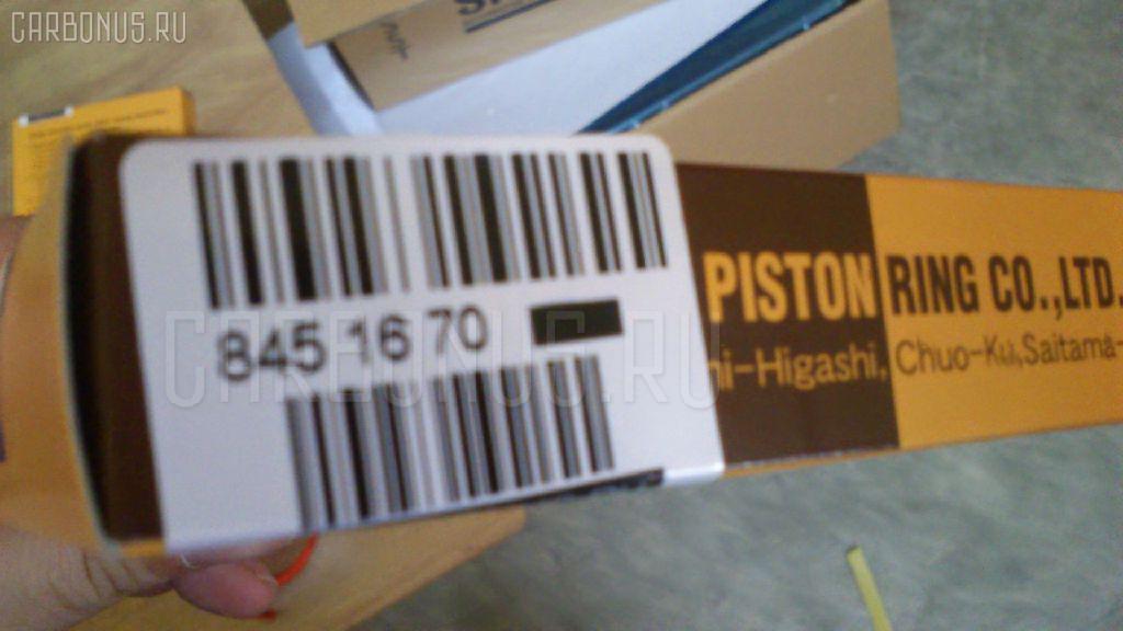 Кольца поршневые KOMATSU WB93 4D106 Фото 2