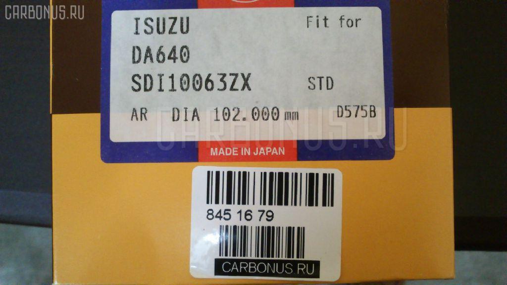 Кольца поршневые ISUZU DA640 DA640 Фото 2