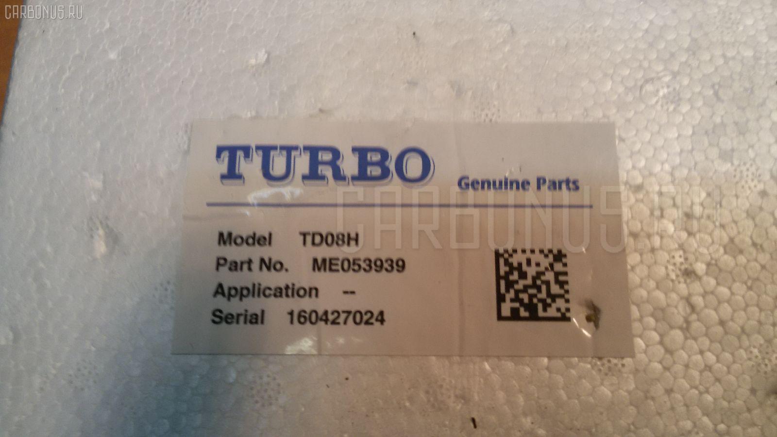 Картридж турбины MITSUBISHI FUSO 6D22 Фото 1