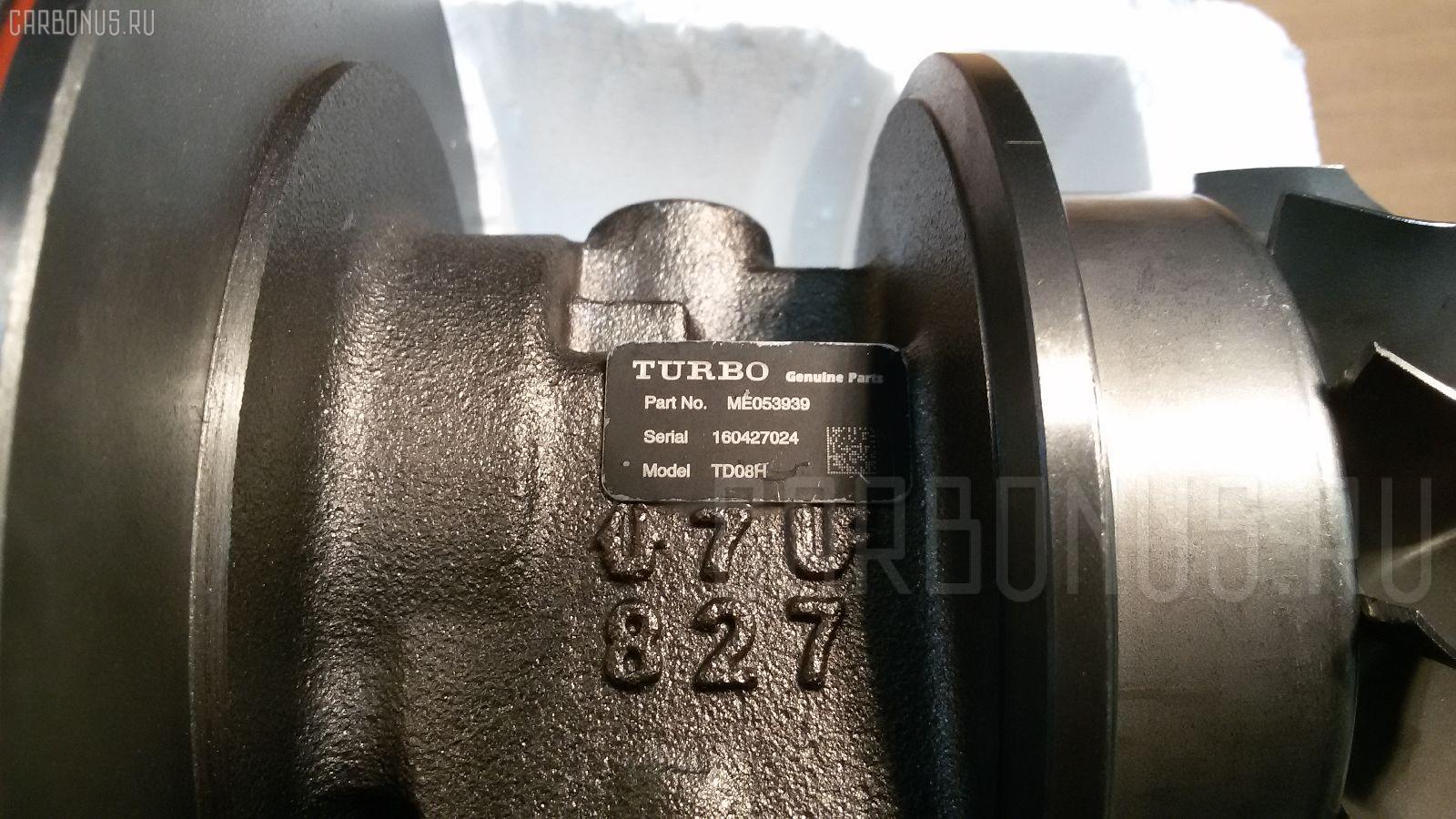 Картридж турбины MITSUBISHI FUSO 6D22 Фото 4