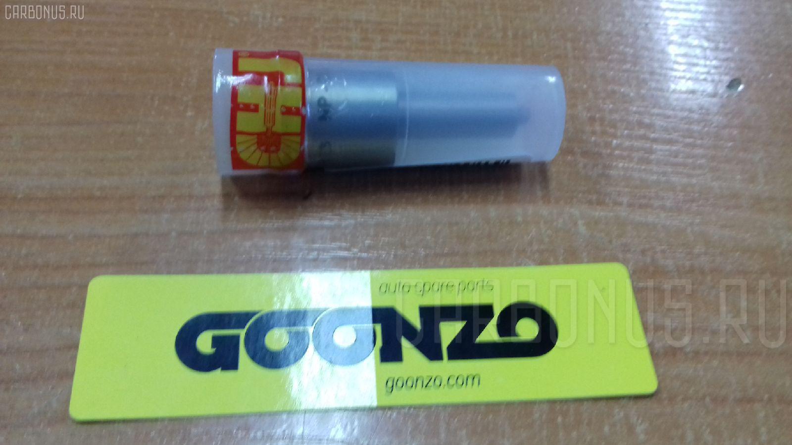 Распылитель форсунки GOONZO DLL155SN595 на Komatsu Wa450-1 S6D125 Фото 1