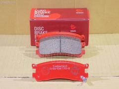 Тормозные колодки на Mazda Bongo Friendee SG5W TADASHI TD-086-5290, Заднее расположение