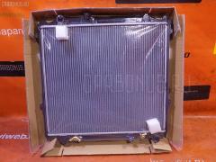 Радиатор ДВС на Toyota Land Cruiser KZJ90 1KZ-TE TADASHI TD-036-8905