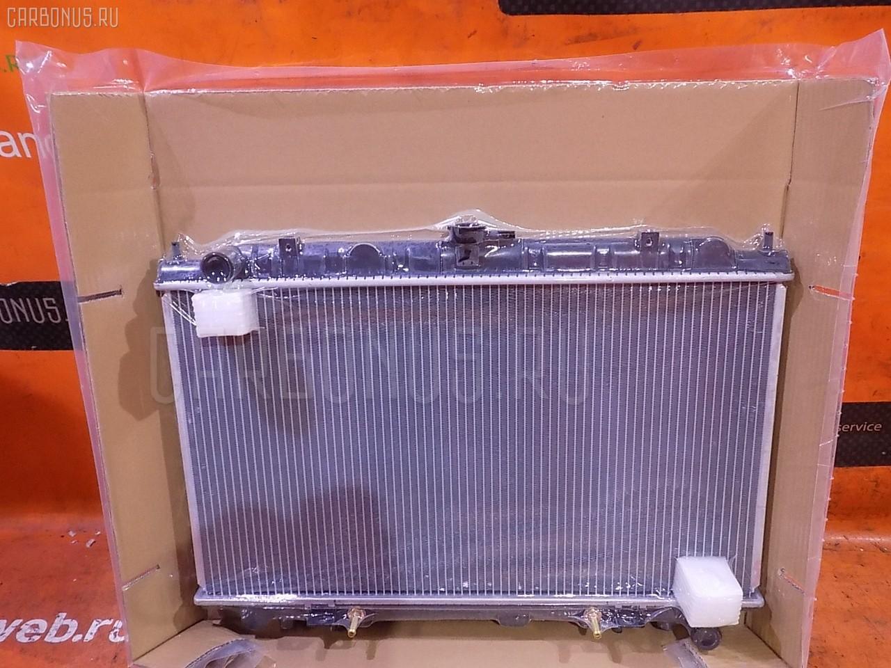 Радиатор ДВС TADASHI TD-036-21403 на Nissan Maxima A32 Фото 1