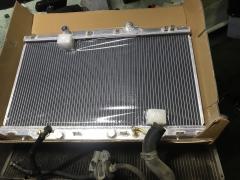 Радиатор ДВС TADASHI TD-036-2722A на Honda Cr-V RD4 K20A Фото 2