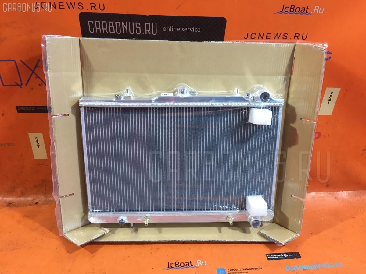 Радиатор ДВС Nissan Cefiro LNA31 RB20DT Фото 1