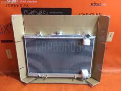 Радиатор ДВС NISSAN SKYLINE ECR32 RB25DE TADASHI TD-036-0987A