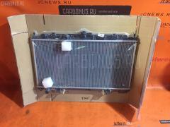 Радиатор ДВС NISSAN SUNNY B15 QG13DE TADASHI TD-036-5154A