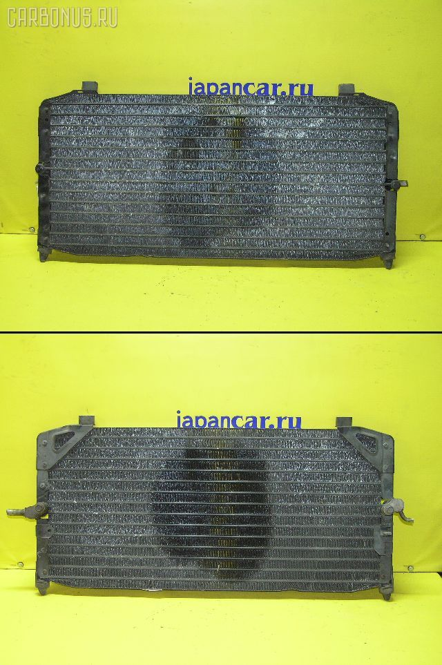 Радиатор кондиционера на Toyota SV22 4S-FE Фото 1