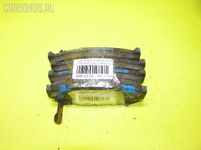 Тормозные колодки NISSAN RASHEEN RFNB14 GA15DE. Фото 3