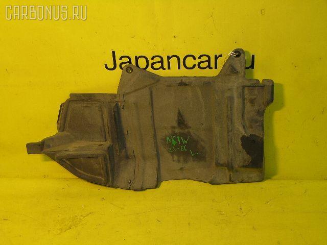 Защита двигателя MITSUBISHI RVR N61W 4G93. Фото 2