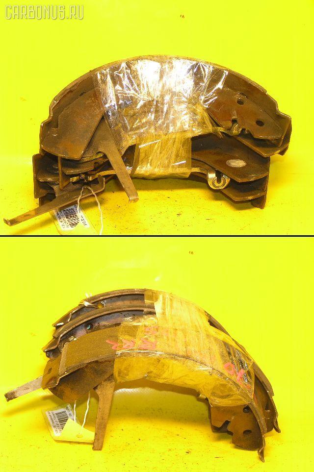 Тормозные колодки NISSAN AVENIR W11. Фото 3