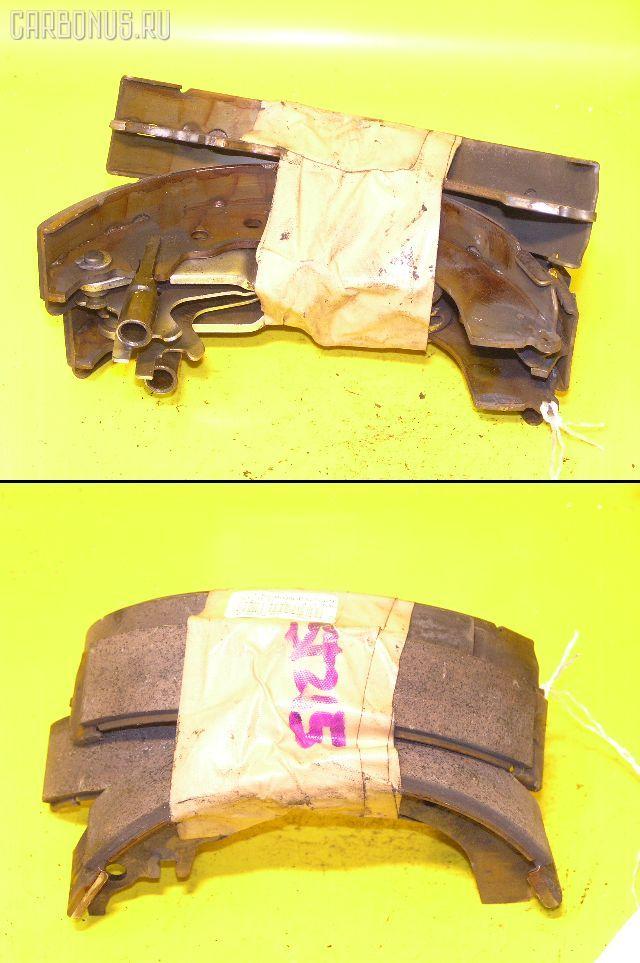 Тормозные колодки TOYOTA CALDINA ST195G 3S-FE. Фото 8