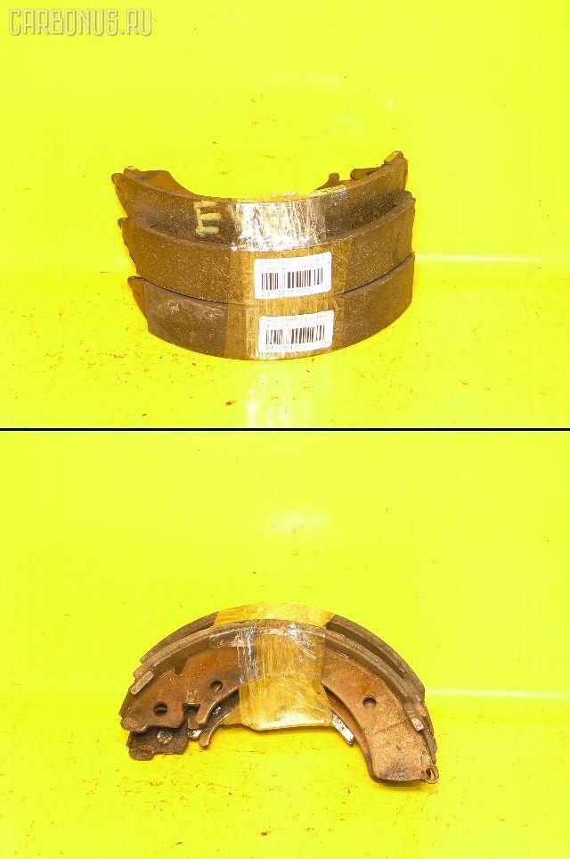 Тормозные колодки HONDA HR-V GH2 D16A. Фото 8