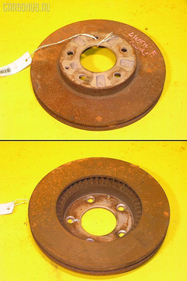 Тормозной диск MAZDA MPV LWEW. Фото 2