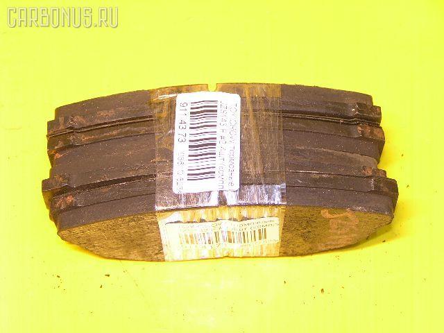 Тормозные колодки TOYOTA CROWN JZS141 1JZ-GE. Фото 11