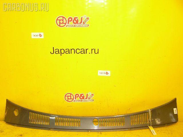 Решетка под лобовое стекло TOYOTA HILUX SURF LN130. Фото 5