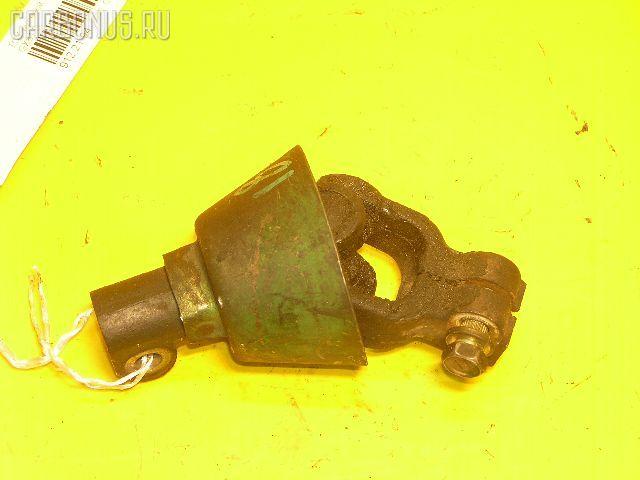 Рулевой карданчик TOYOTA GX81. Фото 6