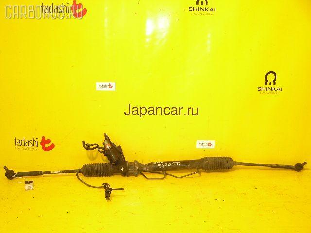 Рулевая рейка SUBARU LEGACY WAGON BG5 EJ20TT. Фото 5