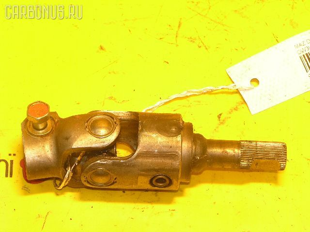 Рулевой карданчик MAZDA DEMIO DW3W. Фото 4