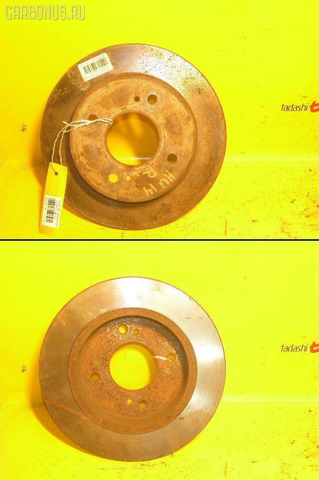Тормозной диск NISSAN BLUEBIRD HU14. Фото 3