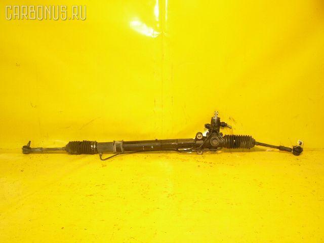Рулевая рейка MITSUBISHI LEGNUM EA1W 4G93. Фото 4