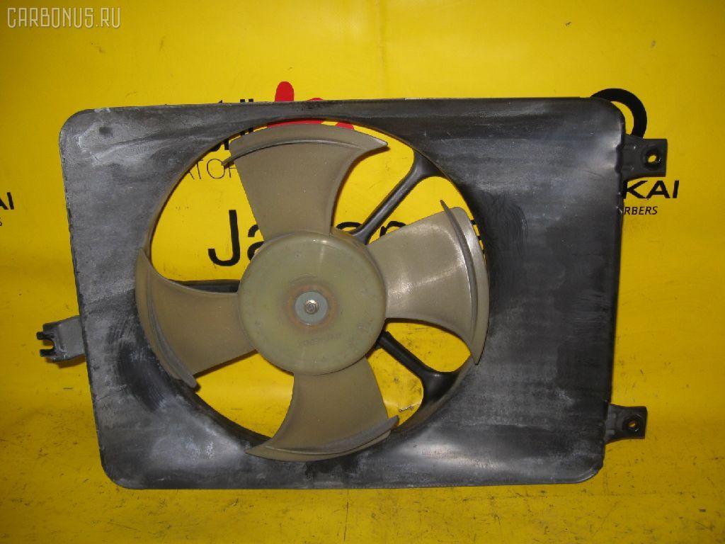 Вентилятор радиатора ДВС HONDA ODYSSEY RA3 F23A. Фото 2