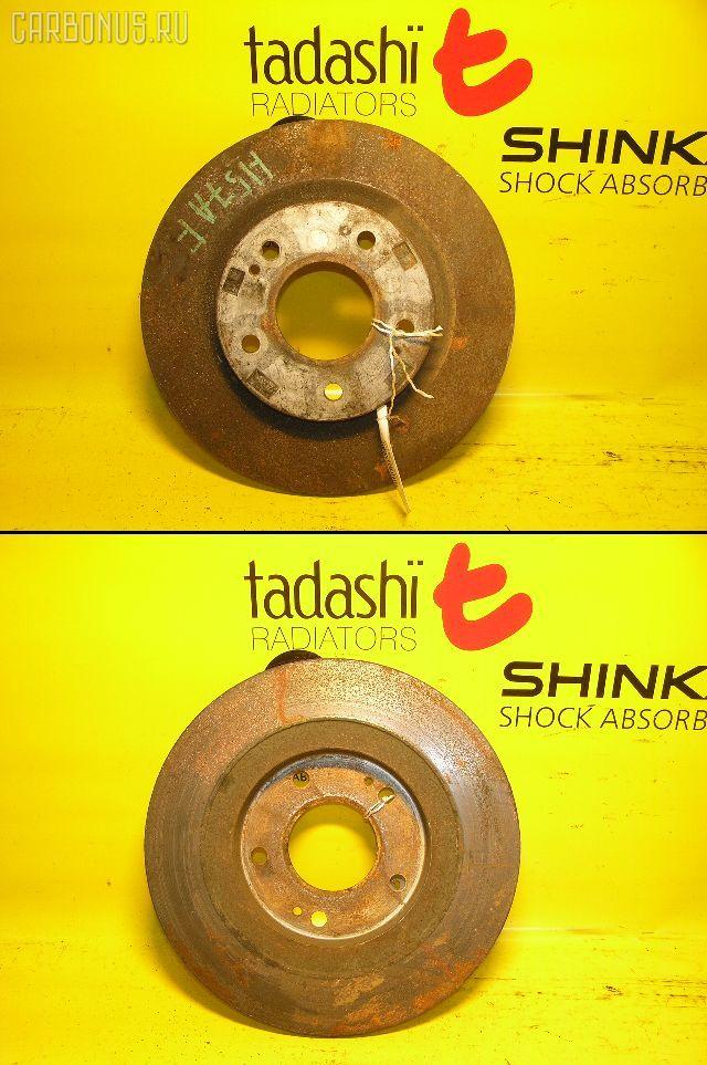 Тормозной диск MITSUBISHI PAJERO JUNIOR H57A