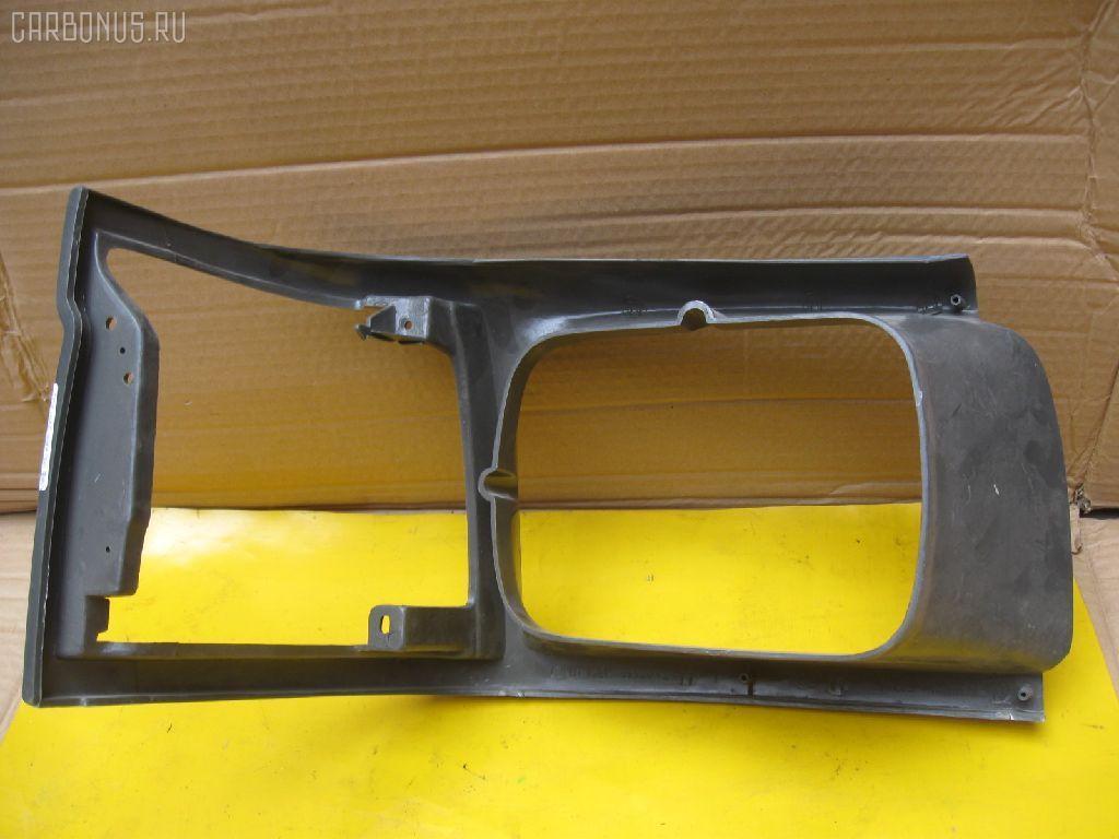 Очки под фару TOYOTA HIACE LH119V. Фото 1
