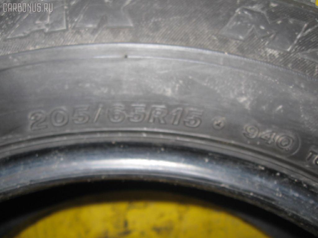 Автошина легковая зимняя BLIZZAK MZ-03 205/65R15. Фото 5