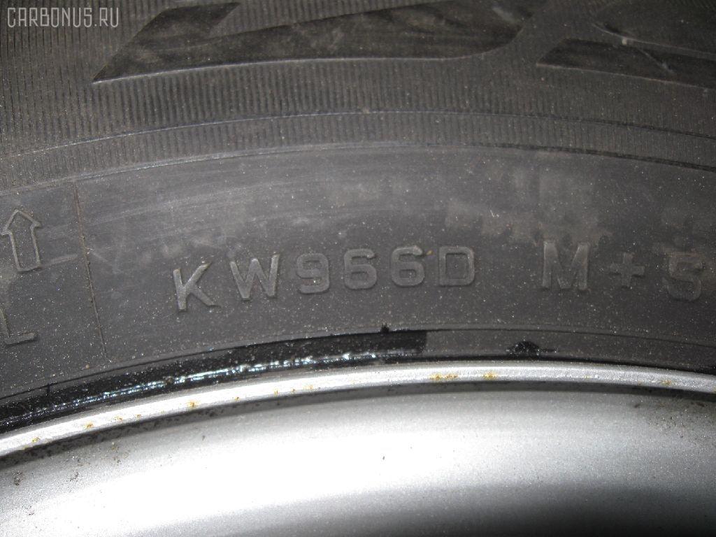 Автошина грузовая зимняя DSV-01 165R14LT DUNLOP KW966D Фото 1