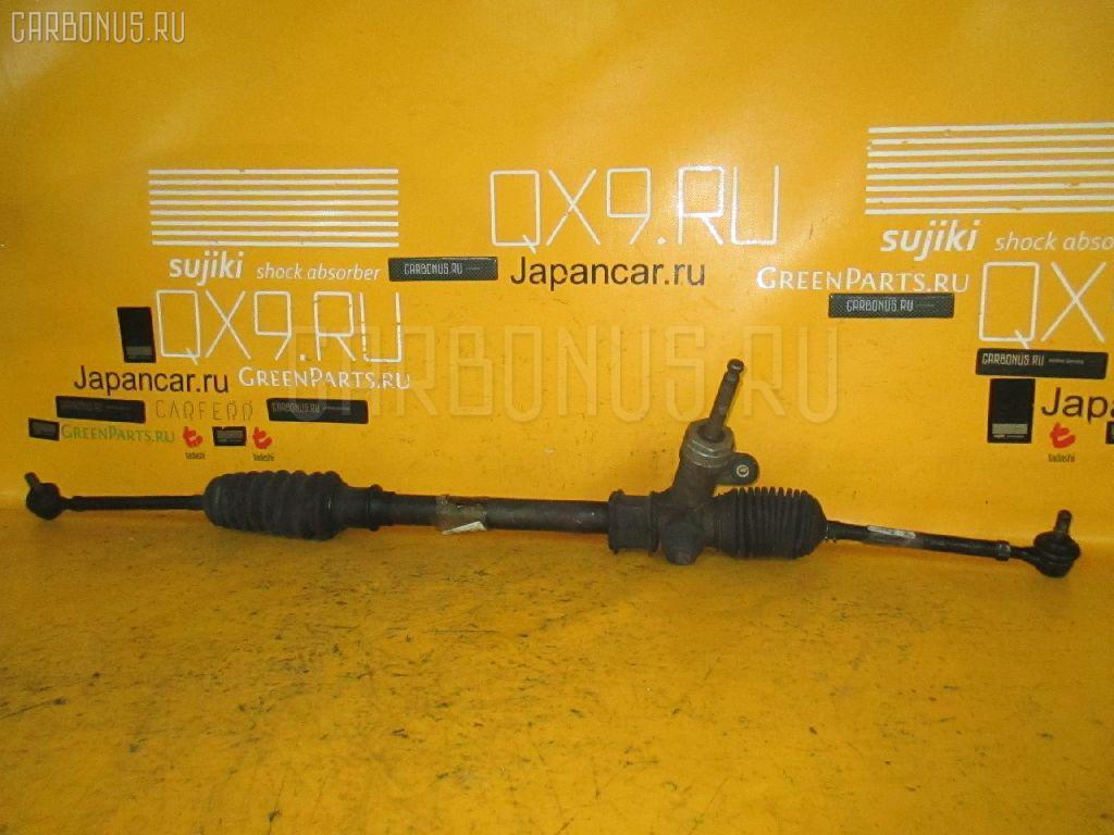 Рулевая рейка SUZUKI WAGON R CT21S F6A Фото 7