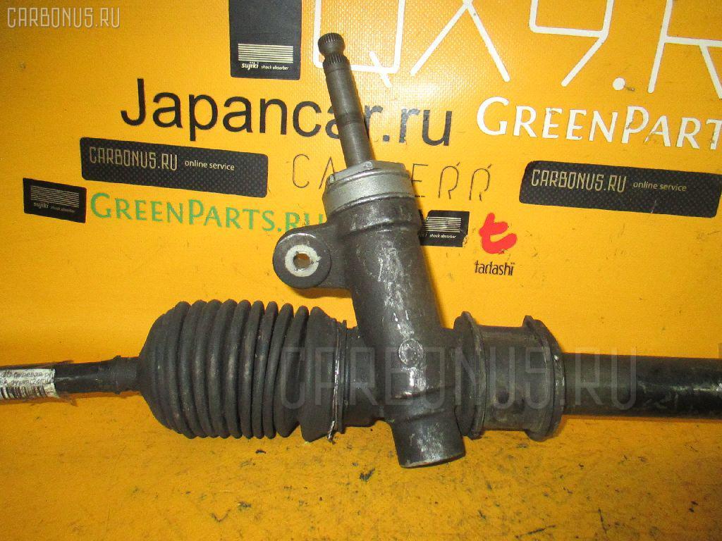 Рулевая рейка SUZUKI WAGON R CT21S F6A Фото 4