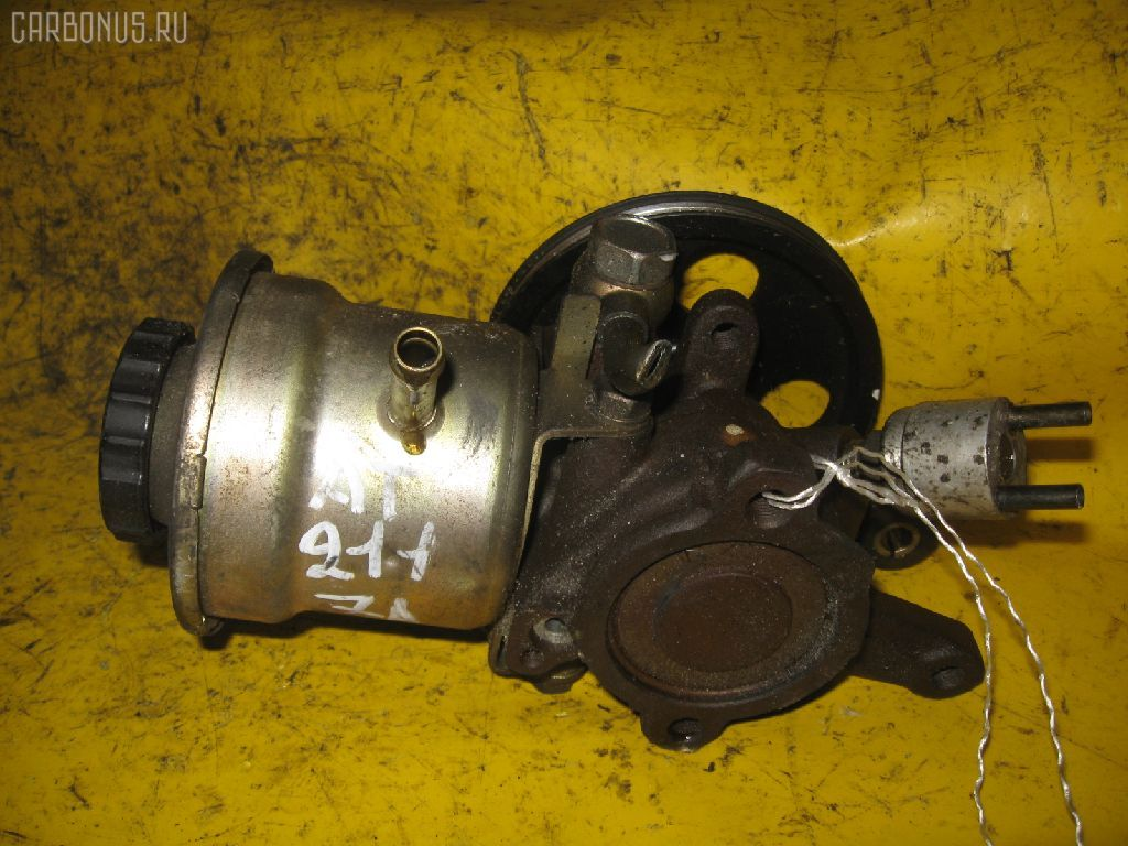 Гидроусилителя насос TOYOTA AT211 7A-FE. Фото 8