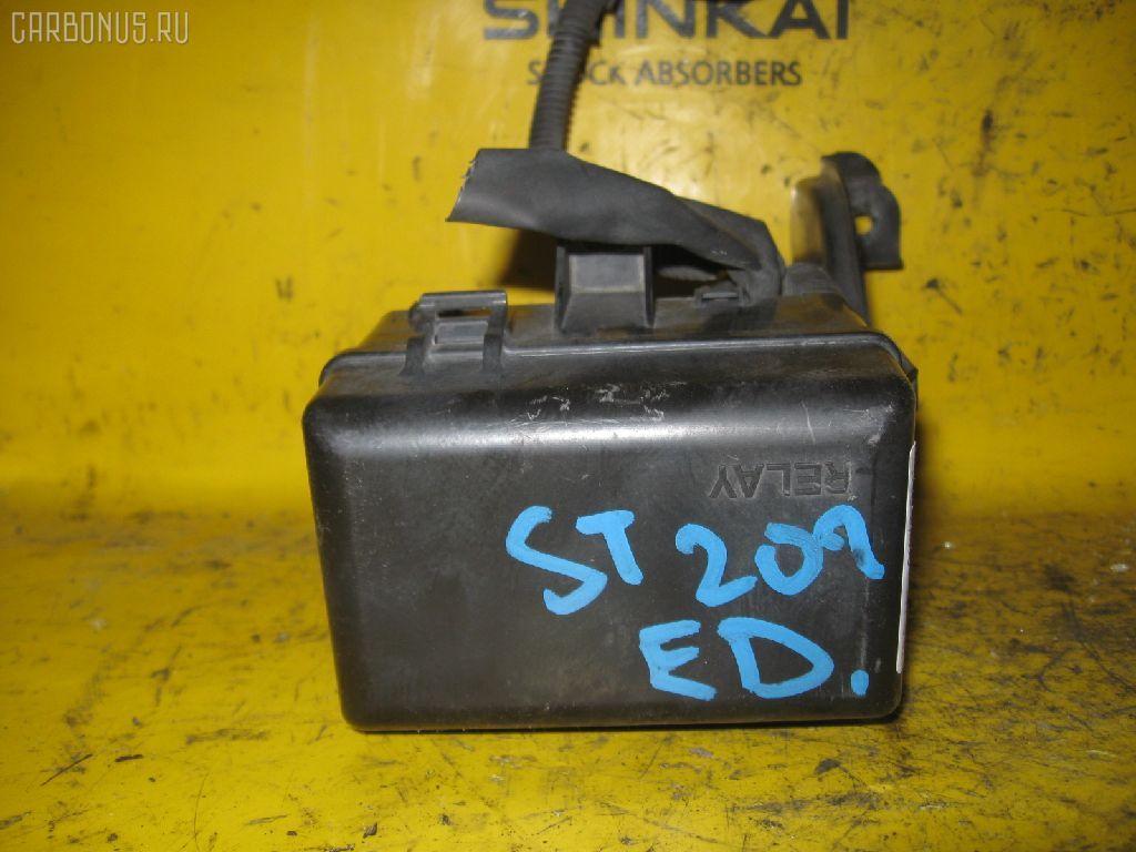 Блок предохранителей TOYOTA CARINA ED ST200 4S-FE. Фото 4