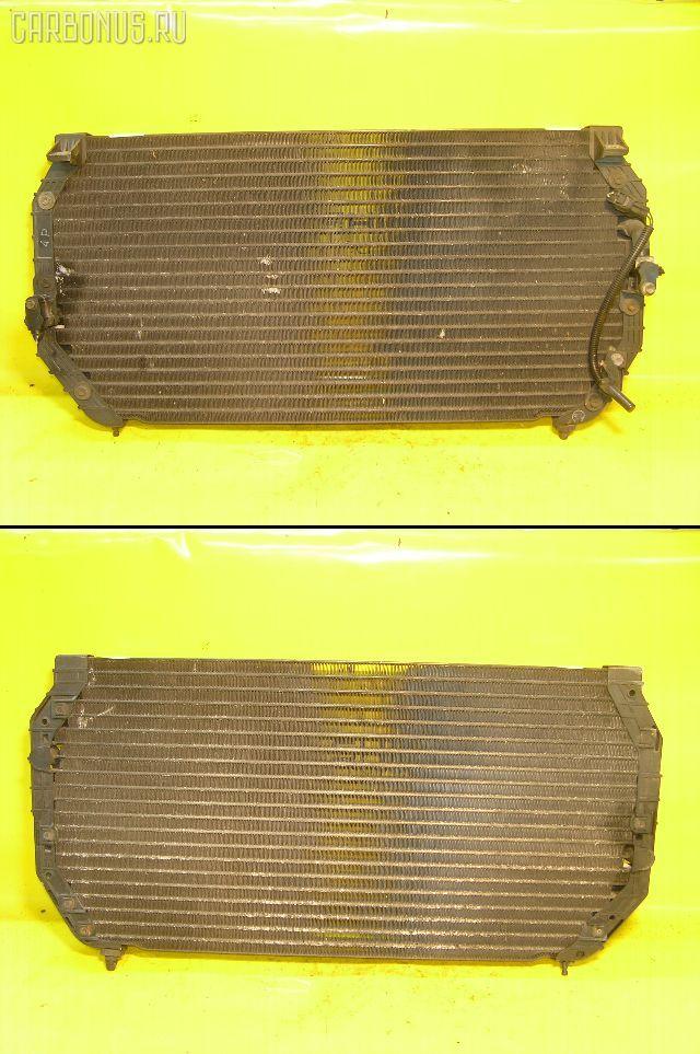Радиатор кондиционера TOYOTA CALDINA ST195G 3S-FE. Фото 8