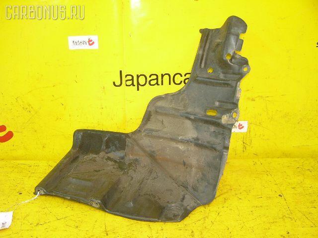 Защита двигателя TOYOTA RAUM EXZ10 5E-FE. Фото 6