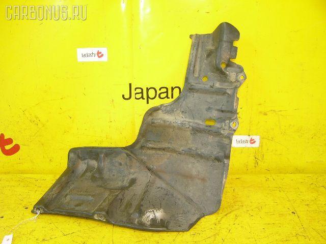 Защита двигателя TOYOTA RAUM EXZ10 5E-FE. Фото 7