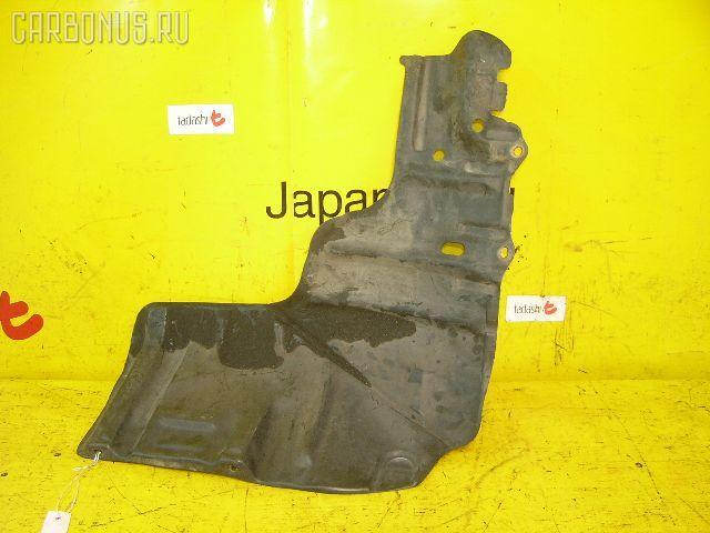 Защита двигателя TOYOTA RAUM EXZ10 5E-FE. Фото 8