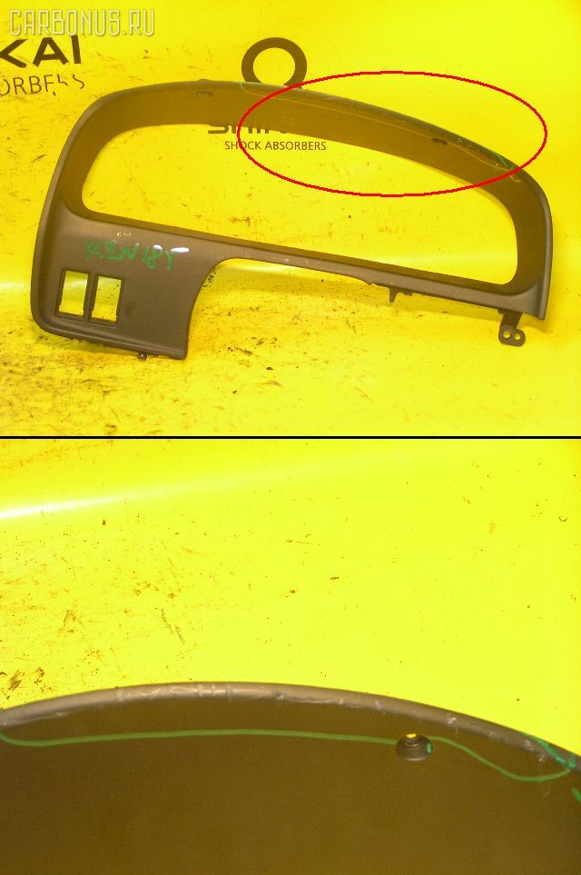 Консоль спидометра Toyota Hilux surf KZN185W Фото 1