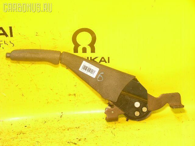 Рычаг стояночного тормоза Mitsubishi Challenger K96W Фото 1