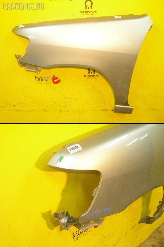 Крыло переднее NISSAN CUBE Z10. Фото 11